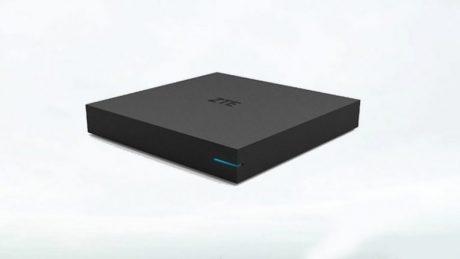 Zte 8k smart set top box