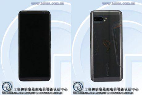 Asus ROG Phone 2 Tenaa Images 768x512