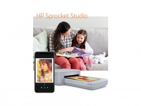 HP Sprocket Studio cop
