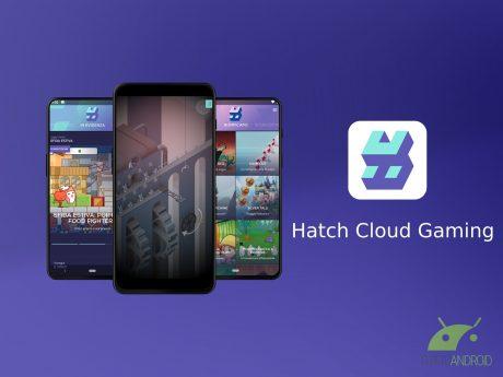Hatch Cloud Gaming