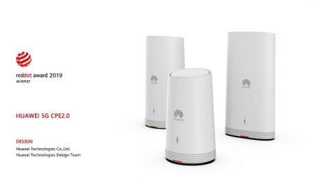 Huawei 4G Router 2 Pro & Huawei 5G CPE