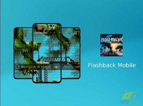 Flashback Mobile permette di rivivere l'avventura platform c