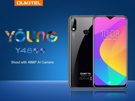 OUKITEL Y4800 with 48MP camera coming soon