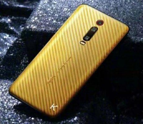 Redmi K20 Pro oro 1