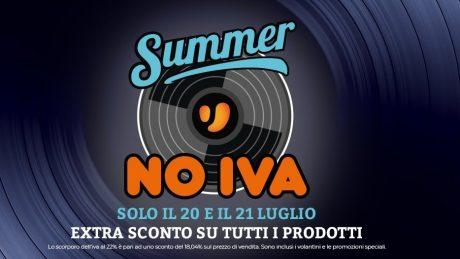 UNIEURO SUMMER NO IVA