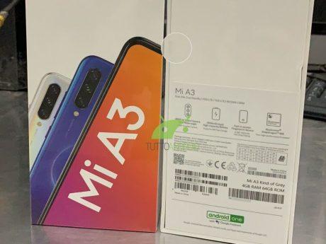 Xiaomi Mi A3 CV