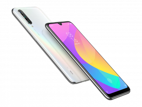 Xiaomi Mi CC9 bianco 1