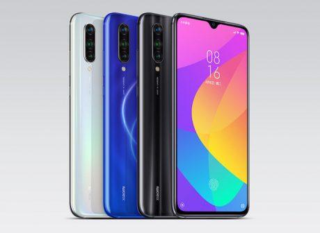 Xiaomi Mi CC9 colori