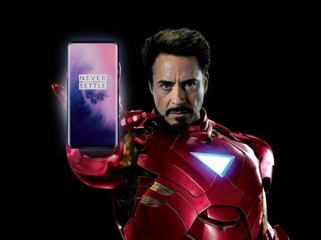 Downey jr oneplus
