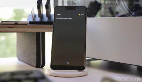 Google assistant ambient mode A e1563212408810