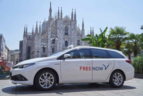 Mytaxi free now