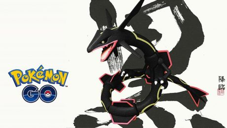 Pokemon go rayquaza raid