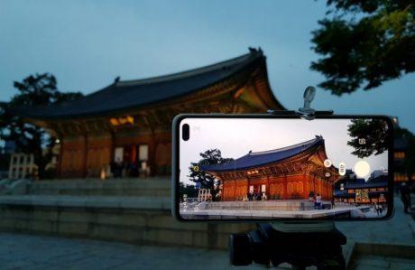 Samsung galaxy s10 modalità notte