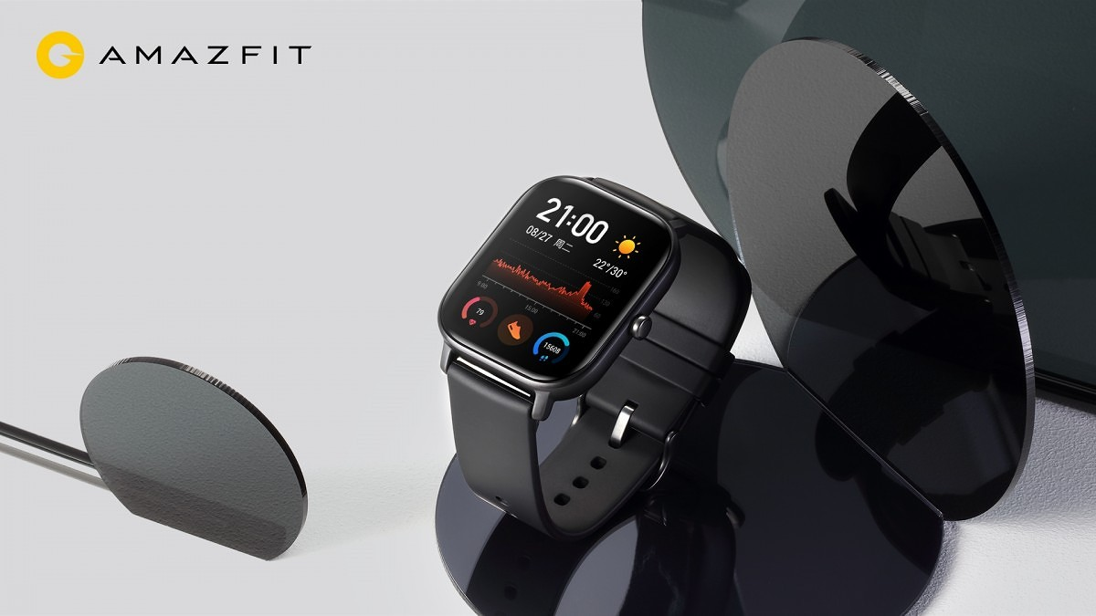 Amazfit GTS torna disponibile all'acquisto sull'e shop di Am