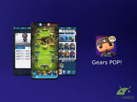 Gears POP! è un tower defense PvP ambientato nell'universo d