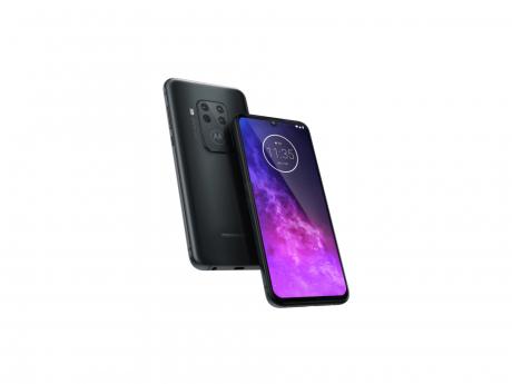 Motorola One Zoom render 1