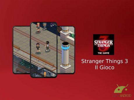 Stranger Things 3 Il Gioco