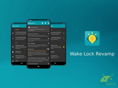 Wake Lock Revamp