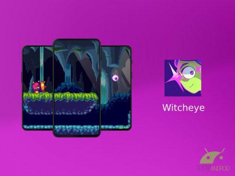 Witcheye ricrea l'atmosfera dei classici platform a 16 bit c