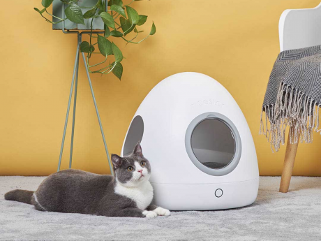 Xiaomi Moestar Spaceship Smart Pet Nest 1
