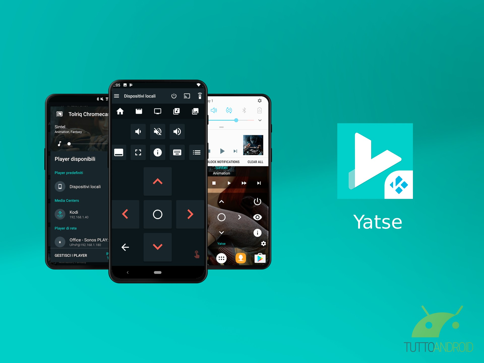 Yatse app