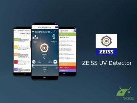 ZEISS UV Detector