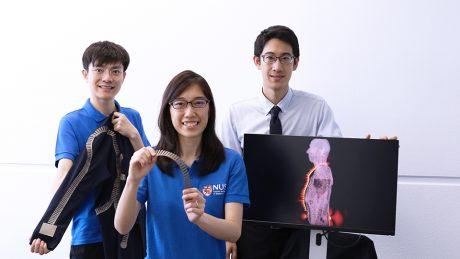 Metamateriale vestiti smart