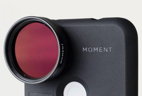 I nuovi filtri Moment migliorano la fotocamera degli smartph