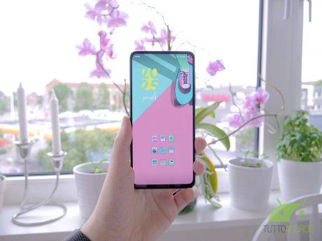 Personalizzazione 44 smartphone android rilassante pastello 01