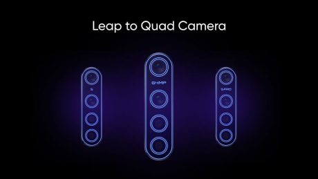 Realme quad camera
