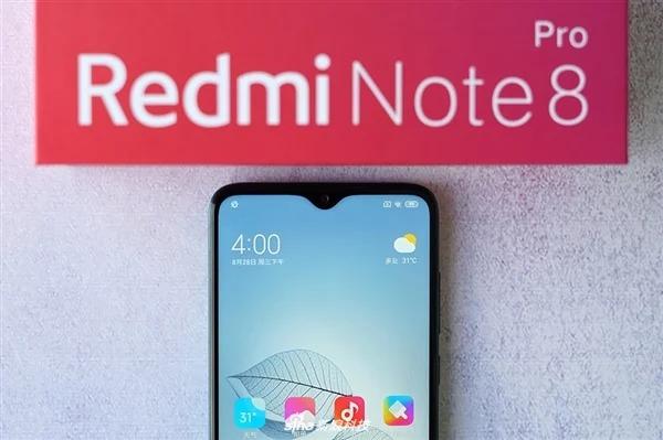 Android 10 sta finalmente arrivando su Redmi Note 8 Pro fuor