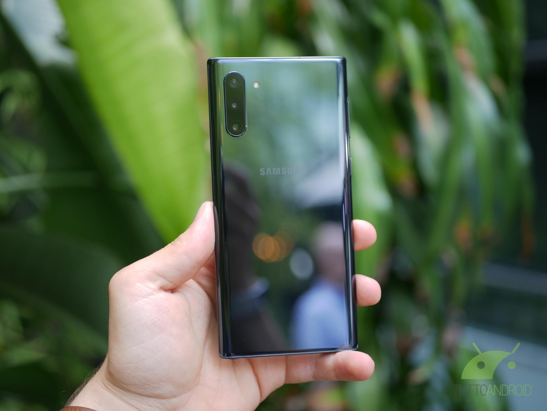 Presto la seconda beta di One UI 2.0 per Samsung Galaxy Note