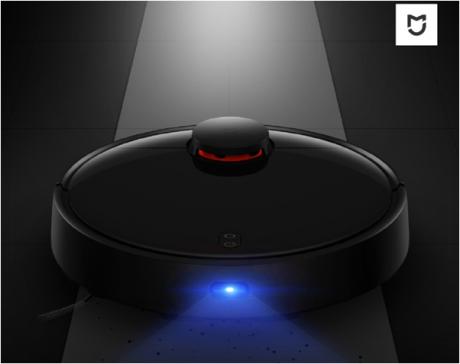Xiaomi mijia robot vacuum 2