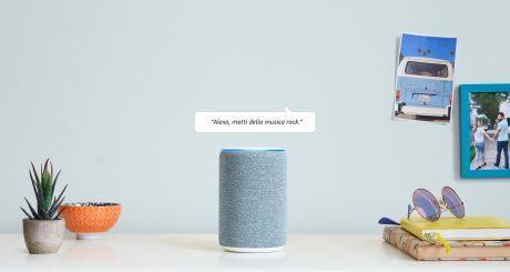 Amazon Echo terza generazione musica