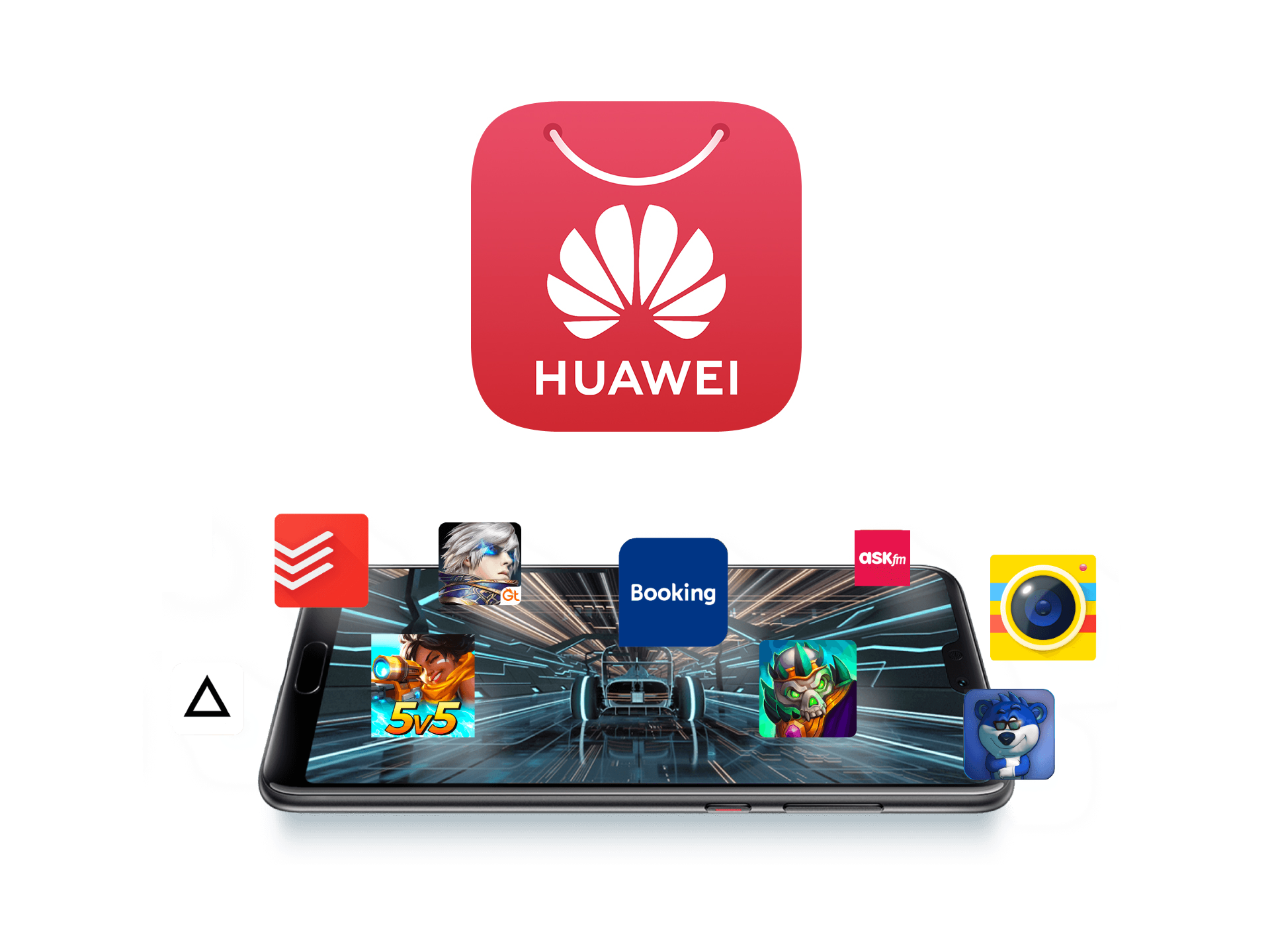 Huawei lancia un concorso a premi per chi utilizza l'AppGall
