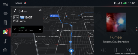 General Motors google android automotive
