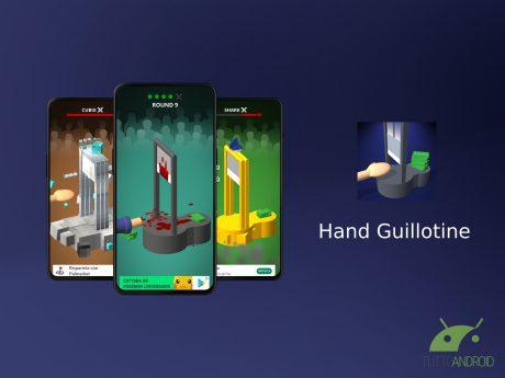 Misurate la vostra avidità con il casual game Hand Guillotin
