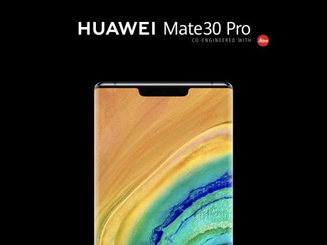 Huawei Mate 30 Pro copertina