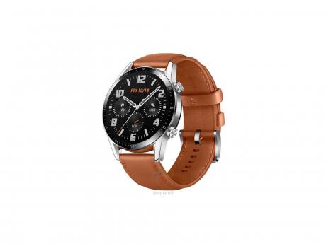 Huawei Watch GT 2 leak copertina