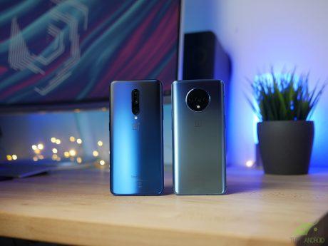 OnePlus 7T vs OnePlus 7 pro 1