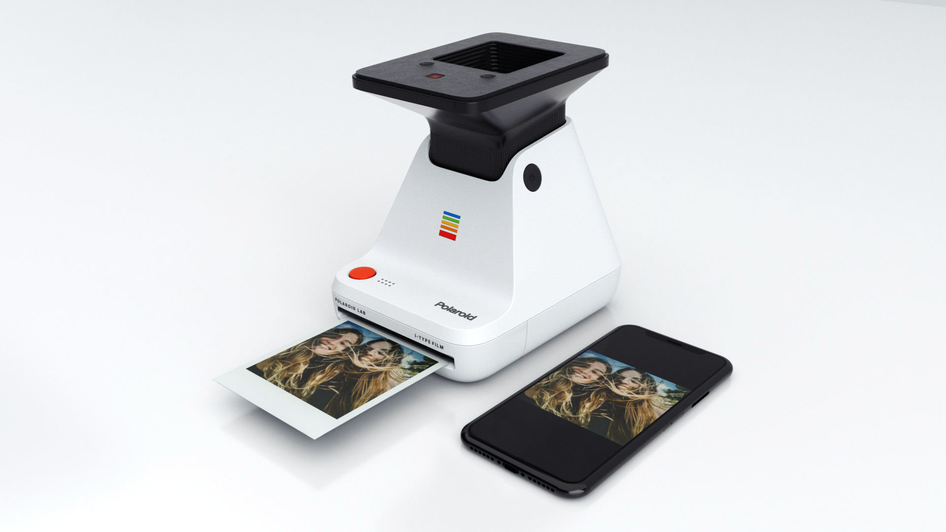 "Polaroid Lab è una ""camera oscura"" in miniatura che promette stampe ..."