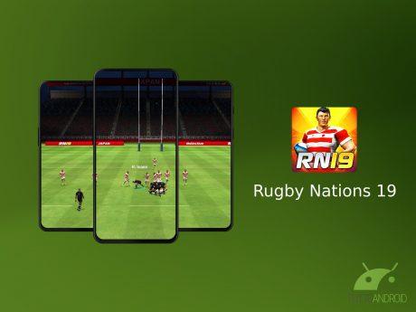 Rugby Nations 19 si aggiorna alla nuova stagione con control