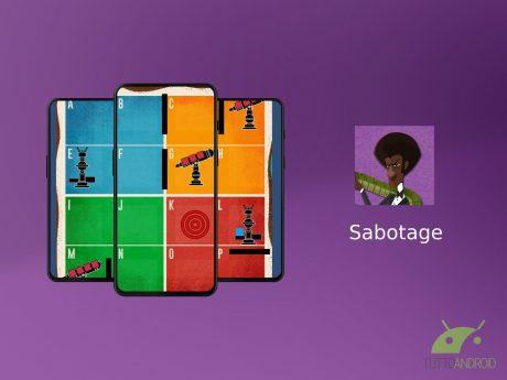 Cattivi e spie si affrontano su Android nel board game Sabotage