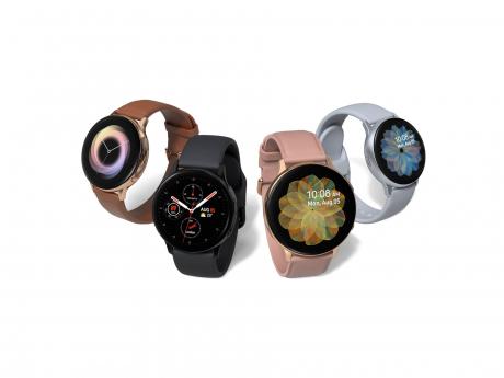 Samsung Galaxy Watch Active 2 cop