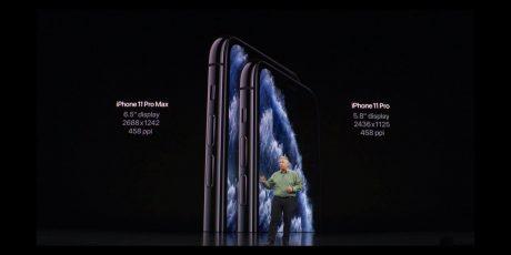 Gli sfondi di iPhone 11 e iPhone 11 Pro sono disponibili al