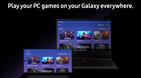 L'app PlayGalaxy Link di Samsung è ora disponibile su Android e Windows