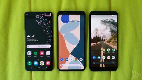 Google pixel 4 xl dimensioni