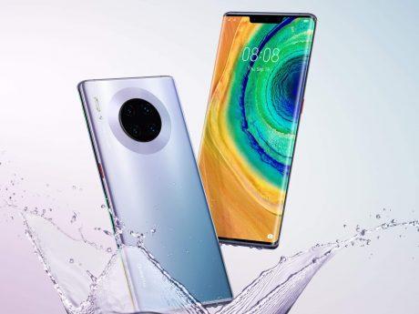 Un teaser suggerisce controlli laterali per Huawei Mate 30 P