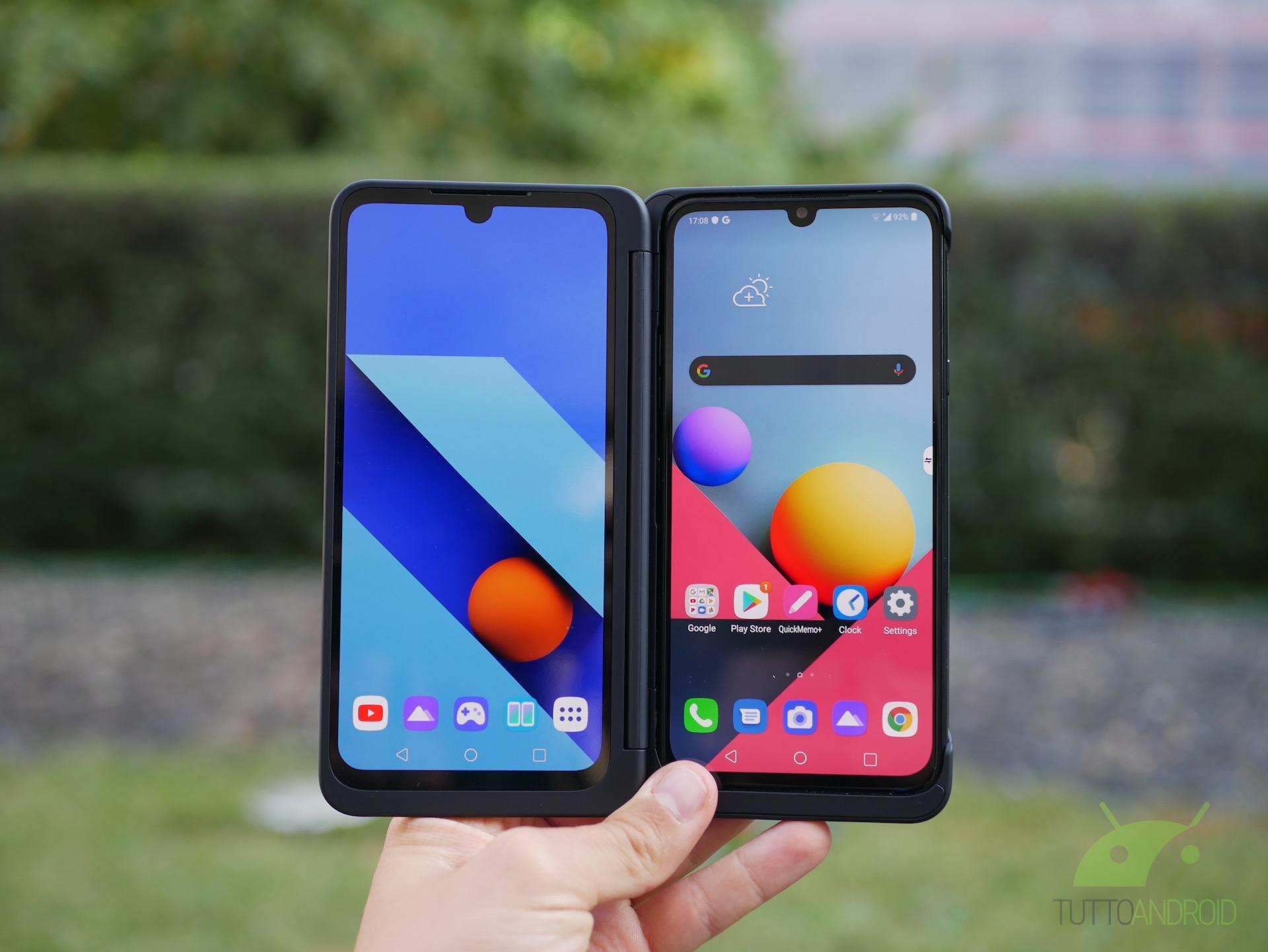 LG: smartphone, tablet, assistenza e offerte | TuttoAndroid