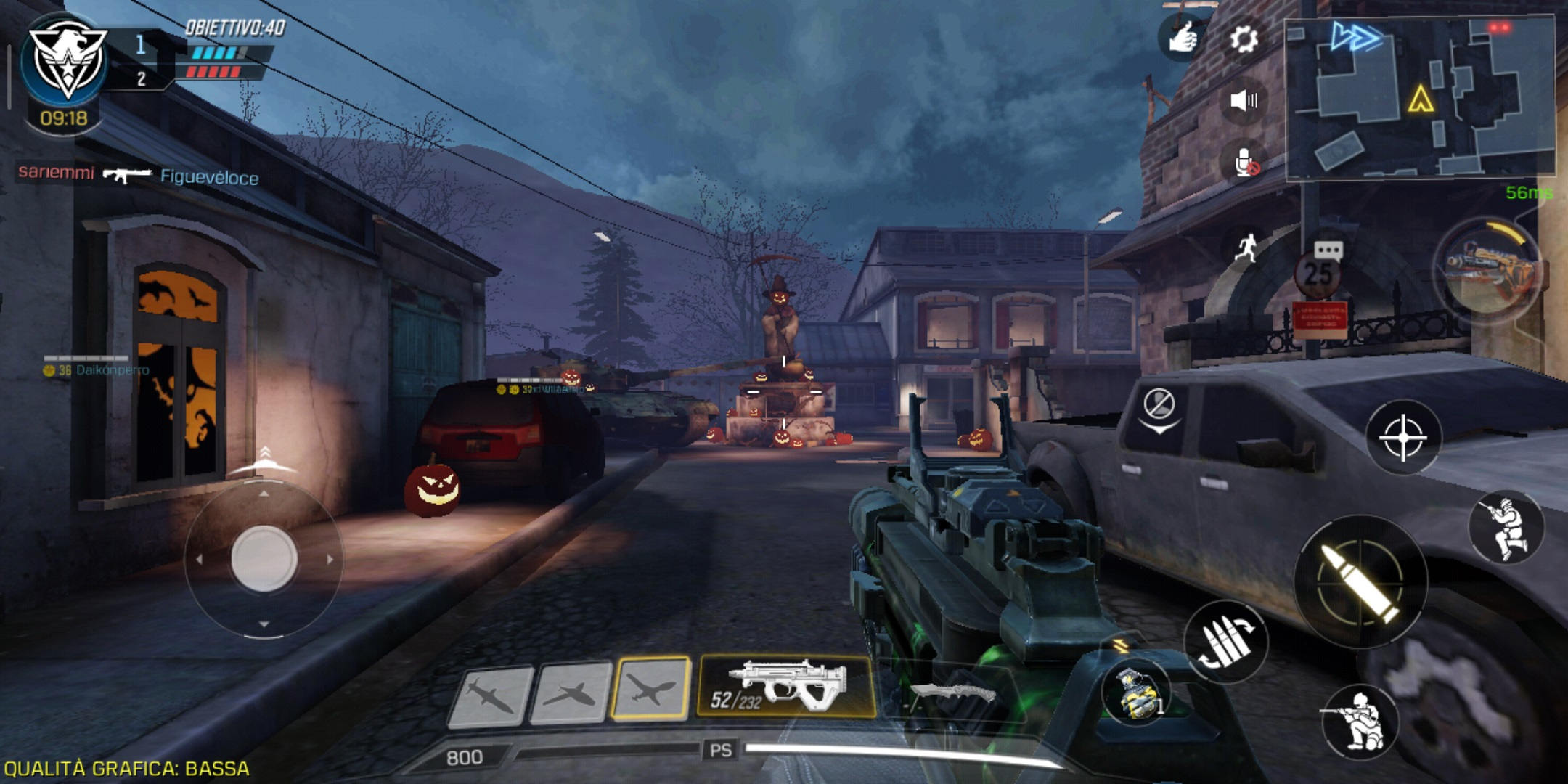 Call of Duty: Mobile si veste per Halloween con la nuova sfi